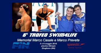 trofeo swim4lifex